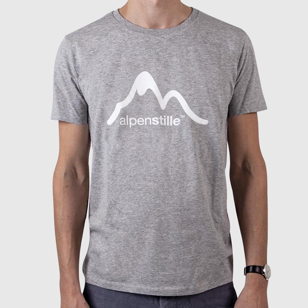 alpenstille_TShirt_Mountain_gray